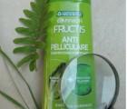 Tous les voyants sont au vert pour ce shampooing Garnier antipelliculaire !