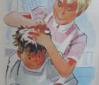 Et un shampooing pour Susie, un !