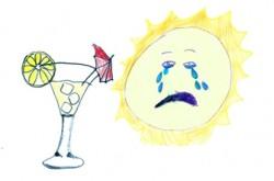 Soleil et parfums ne font pas bon ménage !