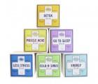 Des cubes bains pétillants et… thérapeutiques (oh !)