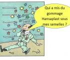 Gommage Hansaplast, comme sur des roulettes !