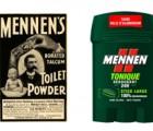 Mennen, du talc boraté au déodorant stick large