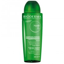 Un bon shampooing pour les cheveux gras : Nodé G (Bioderma)