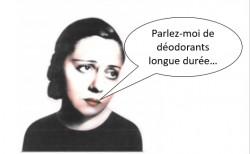 Déodorant Nuxe longue durée… cherchez l'erreur !