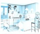 Dans la cuisine de Platon, la fête au cosmétologue !