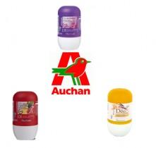 Comment nous vont les déodorants dermato-testés Auchan ? Couci-couça…