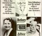 Les mascaras, des cosmétiques à l'origine de la réglementation cosmétique américaine