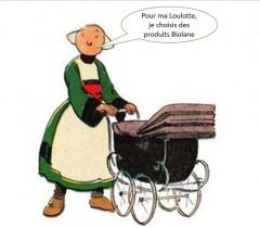 Au rayon des produits bébé Biolane, suivez le guide !