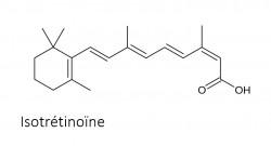 Dans le traitement de l'acné, l'isotrétinoïne fait consensus