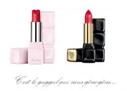 KissKiss LoveLove, le rouge à lèvres pas vraiment top-top !