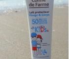Corine de Farme Kids, un produit modeste et efficace !