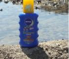 Nivea sun kids 50+, un produit de protection solaire vraiment décevant !