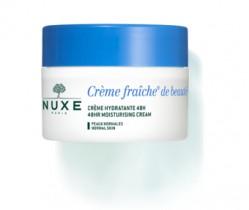 Crème fraîche de beauté Nuxe, on préférerait une version allégée !