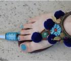 Le vernis Blue curaçao Mavala, un vernis OOO