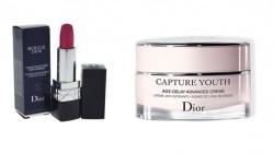 Dior, mais que vient faire un antibiotique dans un rouge à lèvres et une crème anti-âge ?