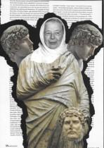L'empereur Hadrien, un SDF de luxe qui pratique les bains et apprécient les femmes « cosmétiquées » !