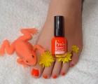 Vernis à ongles Les cosmétiques design Paris, recommandé par les make-up artists, mais pas par nous !