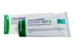 La trolamine, un drôle de principe actif !