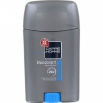Les produits pour lutter contre les odeurs corporelles « Carré Homme » tournent tout à fait rond !